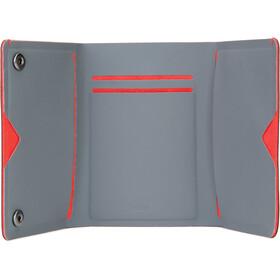 Pacsafe RFIDsafe TEC Tri-Fold Wallet Navy/Red